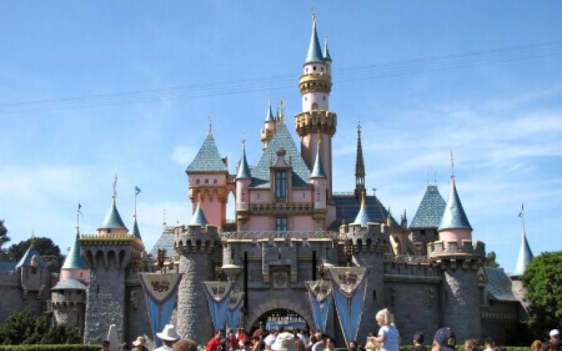 Movers near Disney land