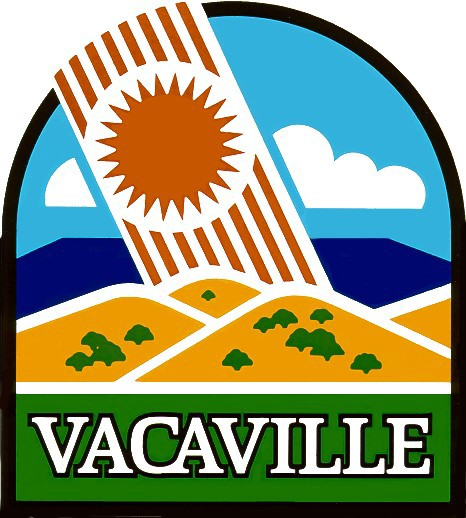 Official seal of Vacaville City in California