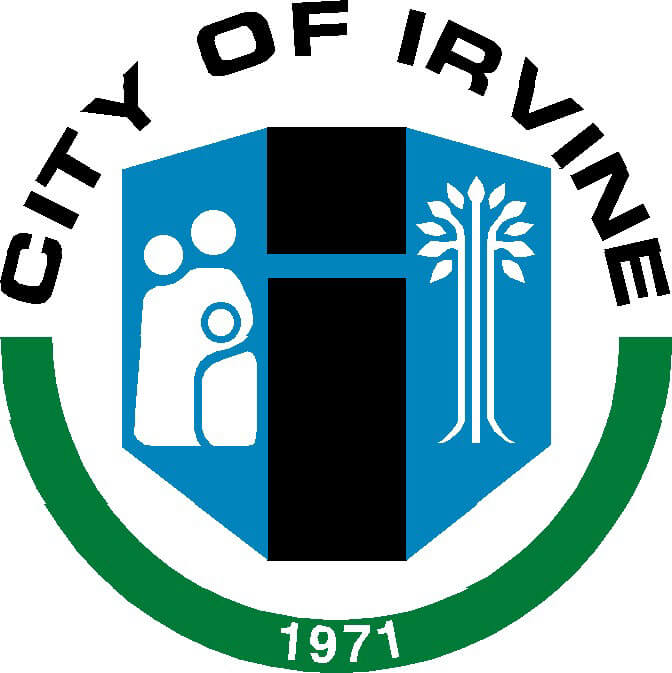 City of Irvine Official City Seal in California