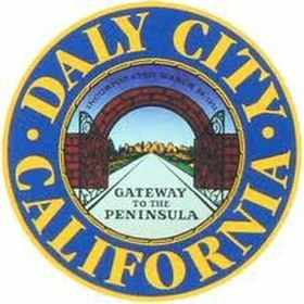Logo of Daly City in California