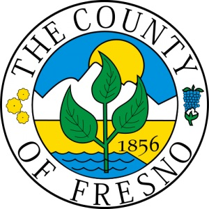Seal of Fresno City in California