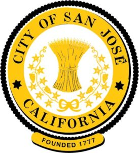 Official Seal of San Jose City