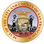 Sean Francisco City Seal in California