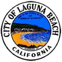 Official Logo of Laguna Beach
