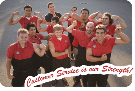 Student Movers Customer Service