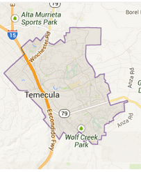 Temecula city limits for Temecula movers