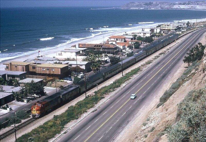 San Clemente Coast Line