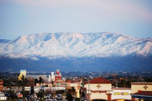 Murrieta - View of Mountains