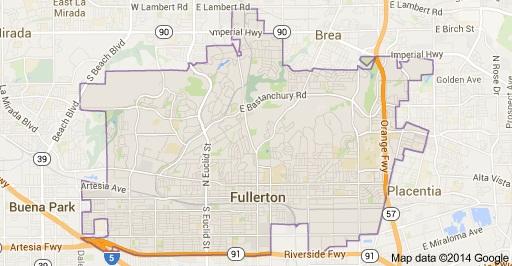 California Movers provide service in Fullerton