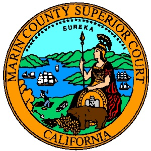 Official Seal of Marin County City