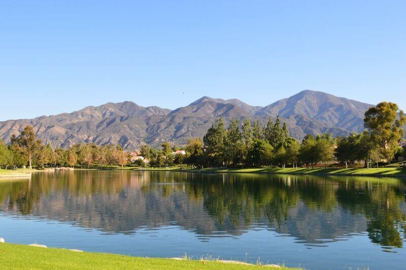 Santa Margarita, CA - City Lake