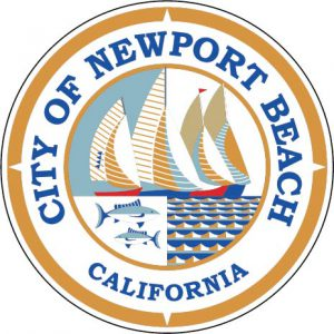 Newport Beach, CA - City Seal
