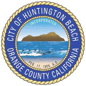 Huntington Beach City Seal in California