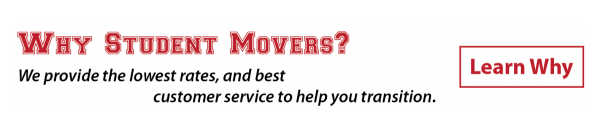 Student Movers best customer service