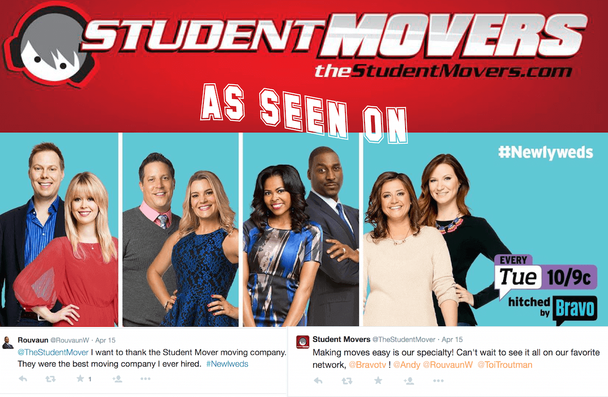 The student movers