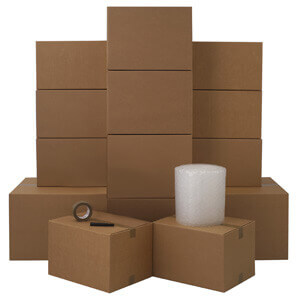 Student Movers special carton box