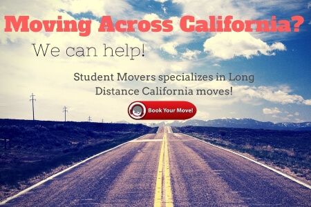 Student Movers California