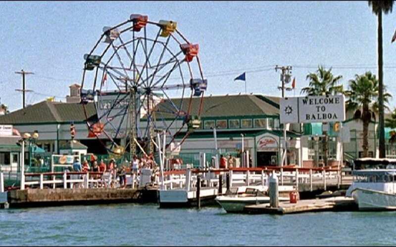 Balboa fun zone in city fair