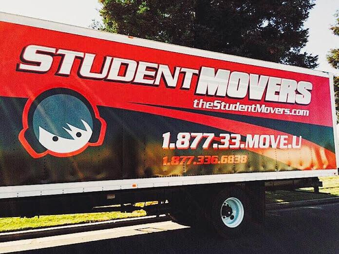 moving company California