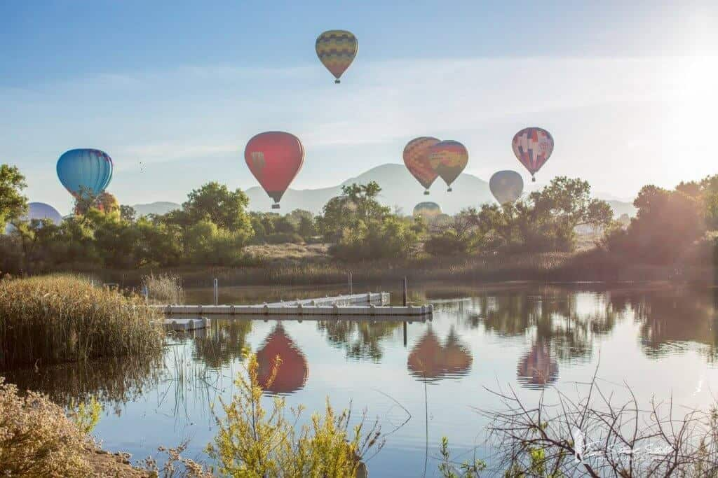 The Balloon and Wine Festival is just one reason to move to Temecula, CA